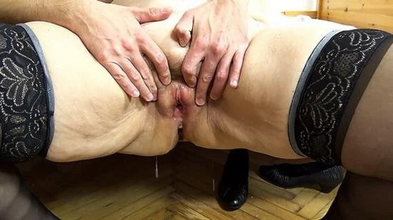 GrannyGuide - Unknown - Ugly 79 years old mom first creampie (FullHD/1080p/328 MB)