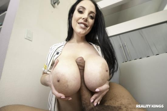 RKPrime/RealityKings - Angela White - It Fits My Tits Just Fine (FullHD/1080p/860 MB)