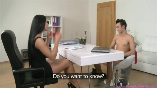 FemaleAgent/Casting.XXX - Zyzzje, Anna Rose - Sexy Agent Receives A Huge Creampie From Horny Stud (FullHD/1080p/1.22 GB)