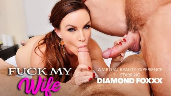 NaughtyAmerica - Diamond Foxxx - Fuck My Wife (FullHD/1080p/2.84 GB)