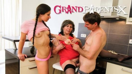 GrandparentsX - Unknown - Pigtail Babe learns How to Fuck (FullHD/1080p/716 MB)