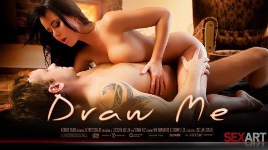 SexArt - Mia Manarote - Draw Me (FullHD/1080p/697 MB)