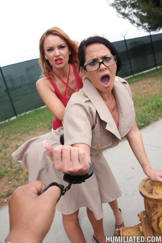 CumDisgrace/Humiliated/Pornpros - Savannah Stern, Janet - Parking Enforcer (HD/720p/1.57 GB)
