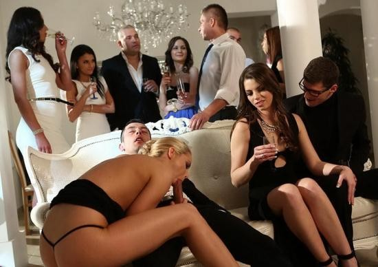 DorcelClub/Dorcel - Manon Martin, Christen Courtney - First orgy and hard dp for the young manon .... (HD/720p/333 MB)