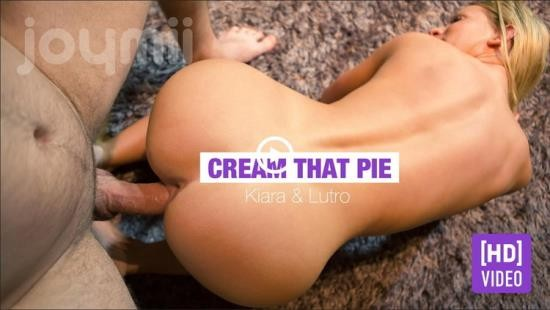 JoyMii - Kiara Lord - Cream That Pie (FullHD/1080p/943 MB)