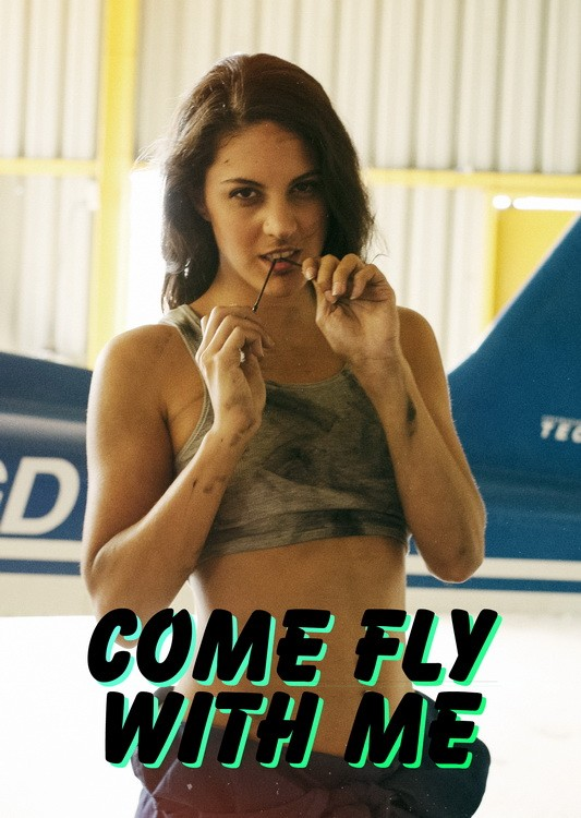 XConfessions - Carolina Abril - Come Fly With Me (FullHD/1080p/322 MB)