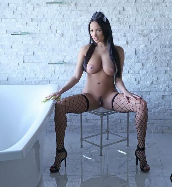 BigTitsCreamPie/BangBros - Anissa Kate - Anal Loving French Maid (HD/720p/1.74 GB)