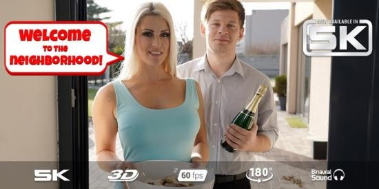 RealJamVR - Blanche Bradburry - Friendly Neighborhood (UltraHD 2K/1440p/1.44 GB)