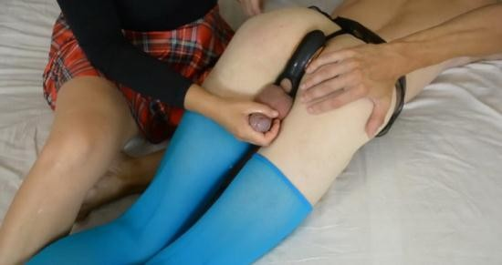 lisafem - lisafem - I Squeezes Sperm out of his Balls. Cock Milking Time (FullHD/1080p/263 MB)