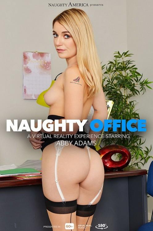 NaughtyAmericaVR - Abby Adams - Naughty Office (UltraHD/2K/1440p/3.97 GB)