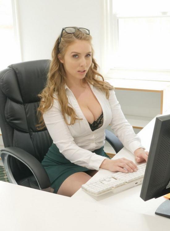 Cum4K - Lena Paul - Cum Into My Office (FullHD/1080p/1.68 GB)