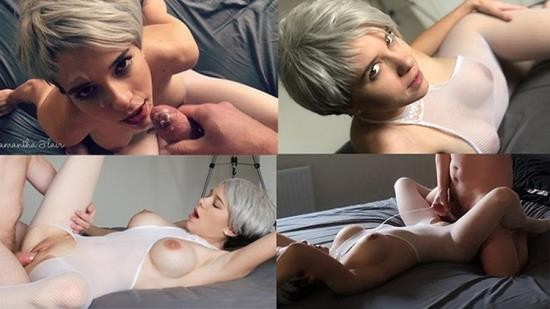Onlyfans - Samantha Flair - Why does he always cum so fast Samantha Flair (FullHD/1080p/377 MB)