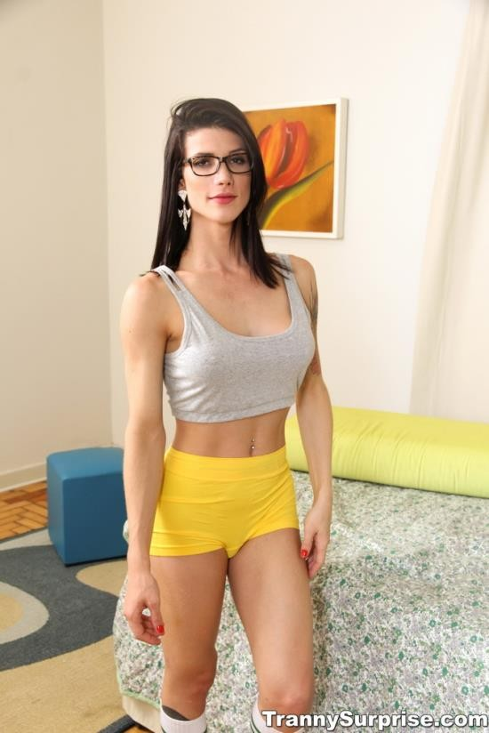 TrannySurprise - Victoria Carvalho, Yago Ribeiro - Study Break (FullHD/1080p/1.98 GB)