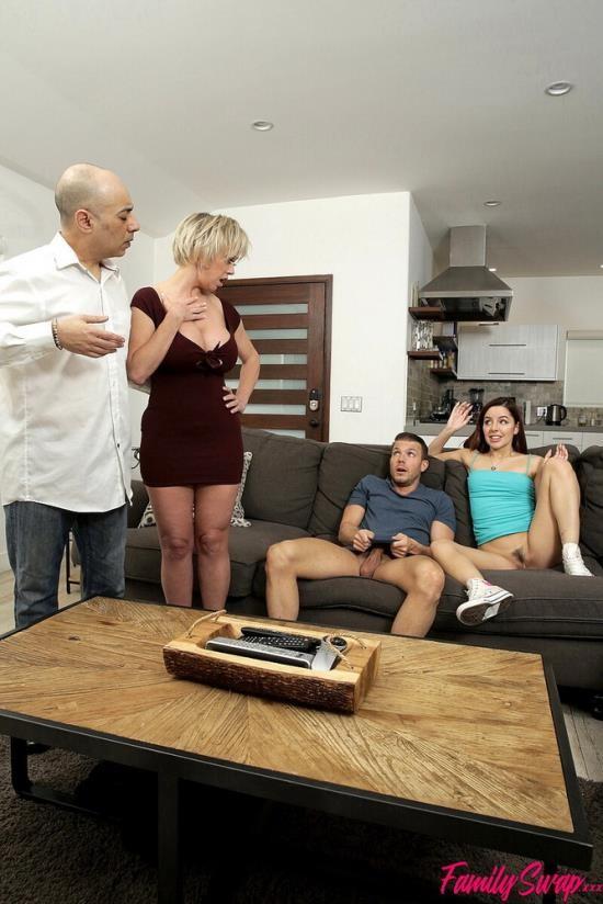 FamilySwap.xxx/Nubiles-Porn - Dee Williams, Vanna Bardot - My Family Swap Sister (HD/720p/1.04 GB)
