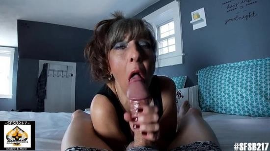 Onlyfans - Unknown - Beautiful GrannySucks Cum From A Thick Dick (FullHD/1080p/732 MB)