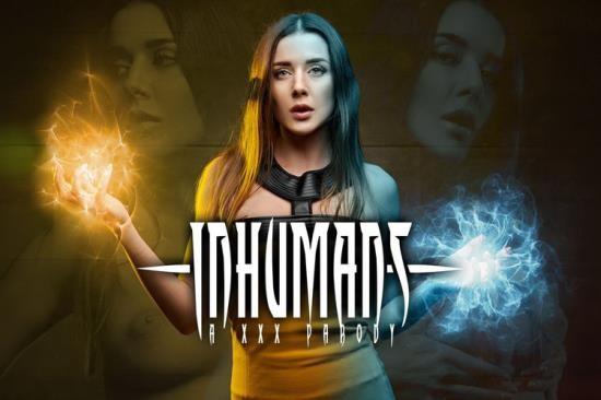 VRCosplayX - Sybil A - Inhumans A XXX Parody (UltraHD 2K/1440p/3.54 GB)