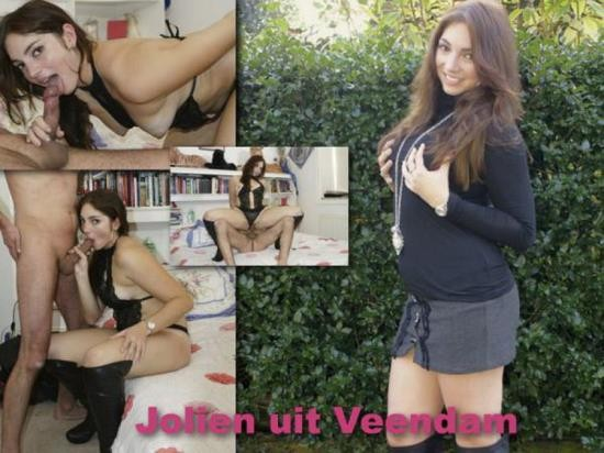 Kimholland.nl - Jolien - Jolien wil een sletje zijn met haar hete kutje (FullHD/1080p/1.69 GB)
