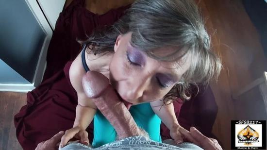 Onlyfans - sfsb217 - Granny Sucks A Big Cock Gets A Big Juicy Mouthful Of Cum (FullHD/1080p/630 MB)