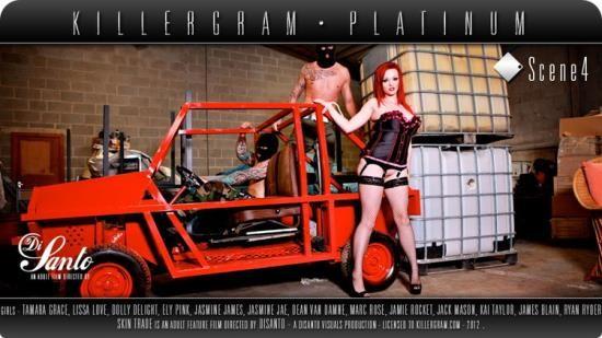 Killergram - Jasmine James - Skin Trade (FullHD/1080p/1011 MB)