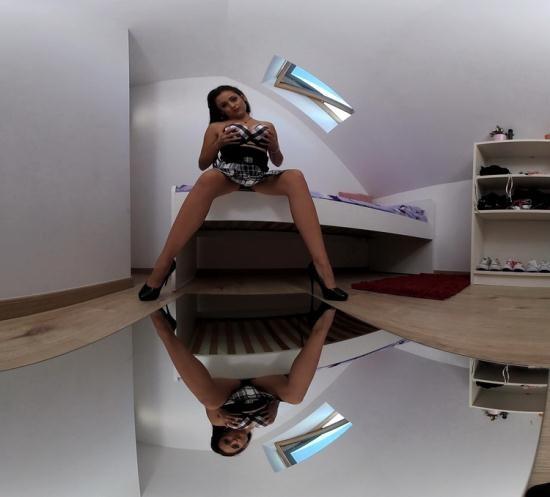 PerVRt - Sherril Collins - Her First Big Cock - Mirror (UltraHD/4K/2160p/3.07 GB)