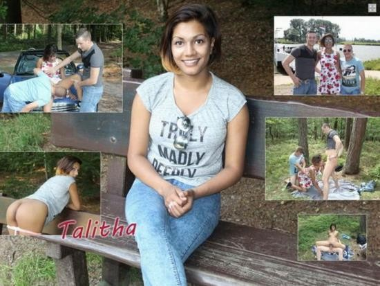 Kimholland.nl - Talitha - Prachtige Talitha debuteert met een trio (FullHD/1080p/1.40 GB)