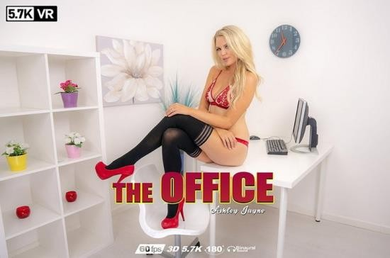 ZexyVR - Ashley Jayne - The Office (UltraHD 4K/2880p/1.66 GB)