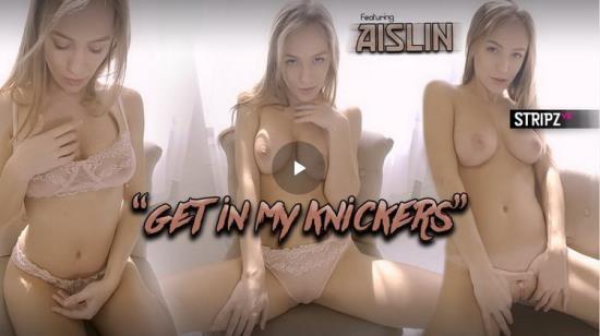 StripzVR - Aislin - Get In My Knickers (UltraHD 4K/2880p/1.82 GB)