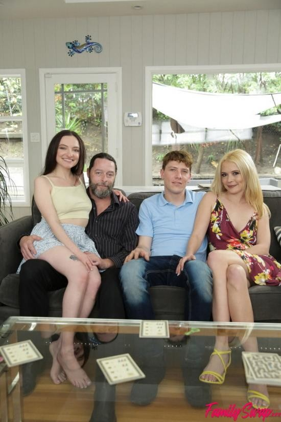 FamilySwap.XXX/Nubiles-Porn - Leia Rae, Tiffany Fox - Family Swap Wife (FullHD/1080p/2.71 GB)