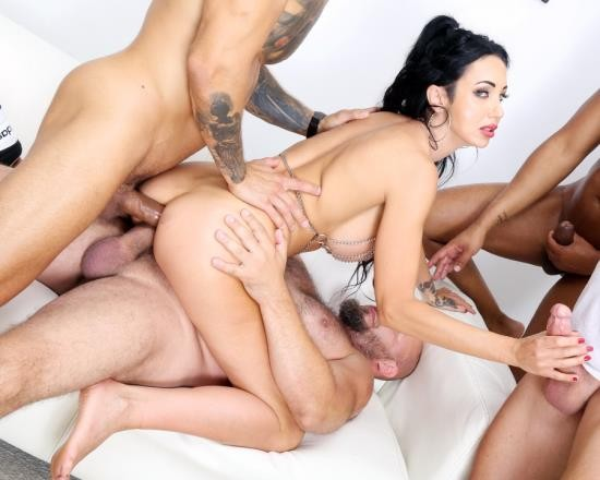 AnalVids, LegalPorno - Laura Fiorentino - Naked Barefoot Goes Wet, Laura Fiorentino, 4 On 1, ATM, DAP, Rough Sex, Gapes, ButtRose, Pee Drink, Squirt, Cum In Mouth GIO1901 (SD/1.04 GB)