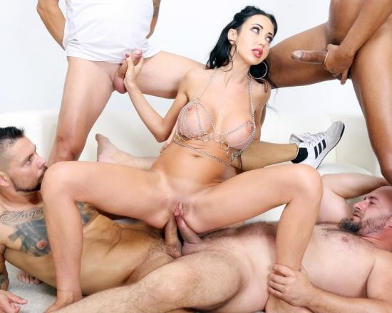 AnalVids, LegalPorno - Laura Fiorentino - Naked Barefoot Goes Wet, Laura Fiorentino, 4 On 1, ATM, DAP, Rough Sex, Gapes, ButtRose, Pee Drink, Squirt, Cum In Mouth GIO1901 (HD/1.84 GB)