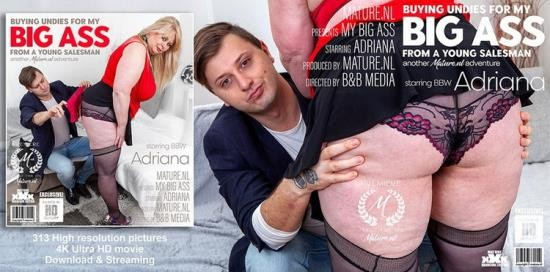 Mature.nl - Adriana (47) - Big breasted Adriana wants a young cock to please her (FullHD/1080p/1.70 GB)