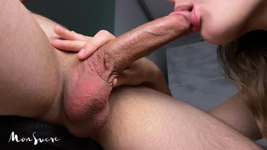OnlyFans - MonSucre - She Sucked my Soul Out - Best Close-up Pulsating Oral Creampie in the World (UltraHD 4K/2160p/2.57 GB)