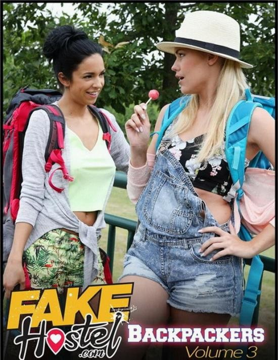 FakeHostel - Foxxi Black, Izzy Delphine, Kathy Anderson - The Landlady (FullHD/1080p/1.18 GB)