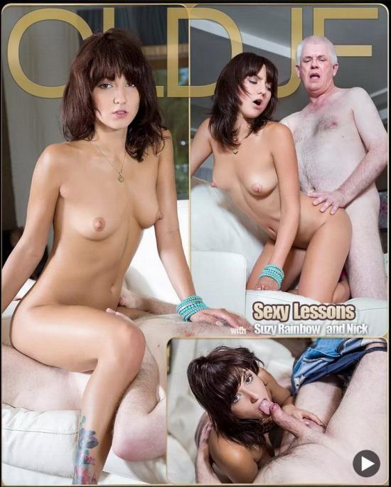 Oldje/ClassMedia - Suzy Rainbow - Sexy Lessons (HD/720p/753 MB)
