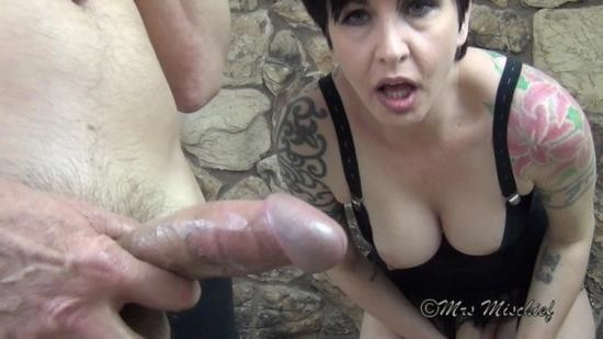 OnlyFans - Mischief - Double Cock Cleanup - POV humiliation for cum-craving cuckold (FullHD/1080p/1.24 GB)