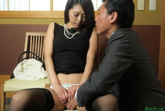 Caribbeancom - Miki Aimoto - Married Young Beauty And Eldery Priest (FullHD/1080p/1.74 GB)