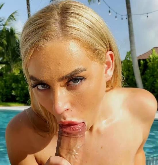 MACSPOV/PornhubPremium - Blake Blossom - Hot Blonde Neighbor Blake Blossom Comes Over for a Dip in the Pool and Some Dick! (FullHD/1080p/1.92 GB)
