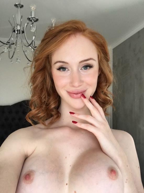 LeninaCrowne - Lenina Crowne - My Very Ginger Secretary Takes My Cock (UltraHD 4K/2160p/4.77 GB)