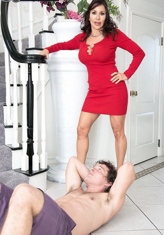 ScoreHD (PornMegaLoad)/60PlusMilfs - Lisa Marie Heart - Lisa Marie proves there`s a first time for everything (FullHD/1080p/1.30 GB)