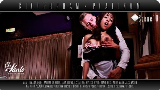 DaringSex/Killergram - Alyssa Divine - Maid for Pleasure Scene 10 (FullHD/1080p/1.08 GB)