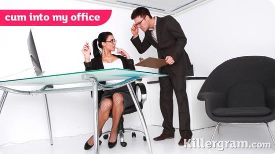 CumIntoMyOffice/Killergram - Jasmine Jae - Cum Into My Office (FullHD/1080p/1.72 GB)