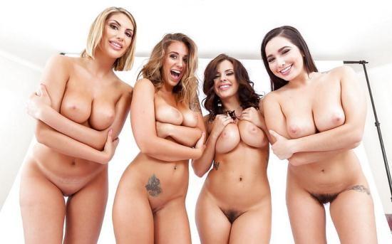NaughtyAmerica - August Ames, Karlee Grey, Keisha Grey, Layla London - 21097 (UltraHD/2K/1800p/4.08 GB)