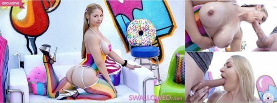 Swallowed - Sarah Vandella - Heavenly Head Game (FullHD/1080p/3.35 GB)