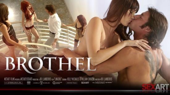 SexArt - Holly Michaels - Brothel (UltraHD 4K/2160p/1.23 GB)