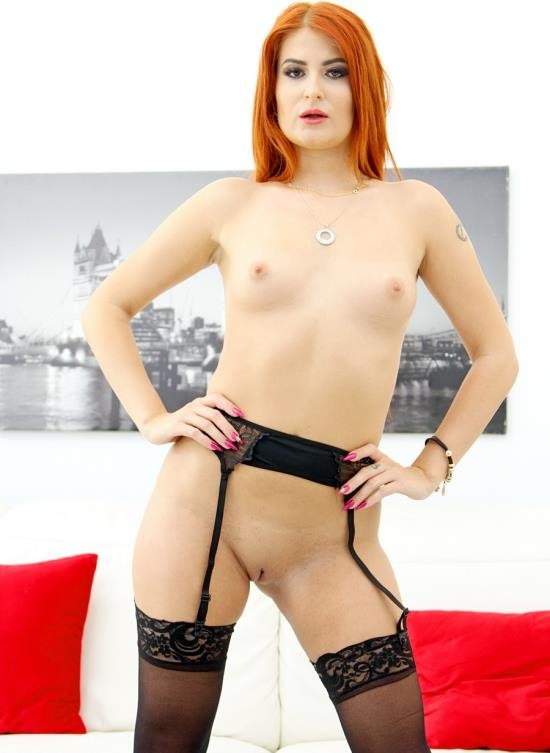 AnalVids, LegalPorno - Gia Tvoricceli - New Redhead Gia Tvoricceli Assfucked In Threesome With Her First Time Anal And DP Ever SZ2733 (HD/1.48 GB)