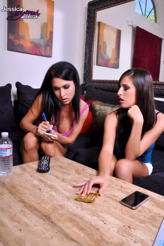 JessicaJaymesXXX - Jessica Jaymes, Kortney Kane - Pay The Rent (FullHD/1080p/2.17 GB)