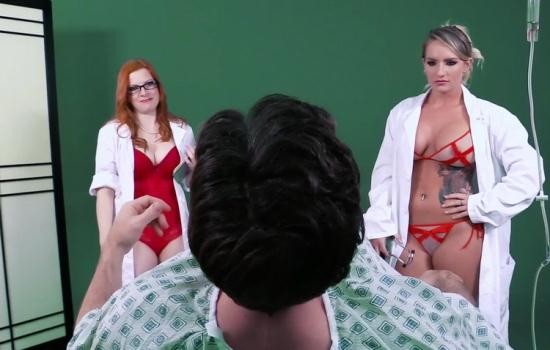 Lady Fyre Femdom/Clips4Sale - Lady Fyre, Cali Carter - Subject 23  Tested, Terminated 1080p (FullHD/1080p/1.29 GB)