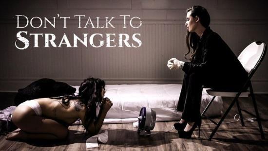 PureTaboo - Gina Valentina, Casey Calvert - DonT Talk To Strangers (HD/720p/1.19 GB)
