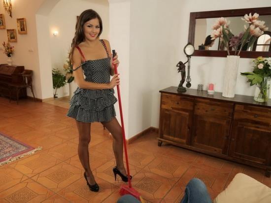 StockingsVR - Cindy Shine - Maid For Stockings (UltraHD 4K/3072p/2.79 GB)