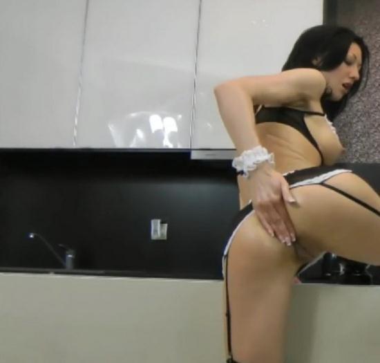 HotKinkyJo.xxx - Hot Kinky Jo - Sexy maid shoot pingpong balls from ass (FullHD/1080p/228 MB)